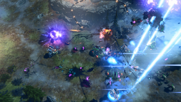 Amazing Halo Wars 2 Screenshots From Gamescom 2016 Released