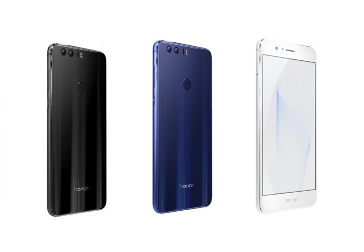 Honor 8 now available in US