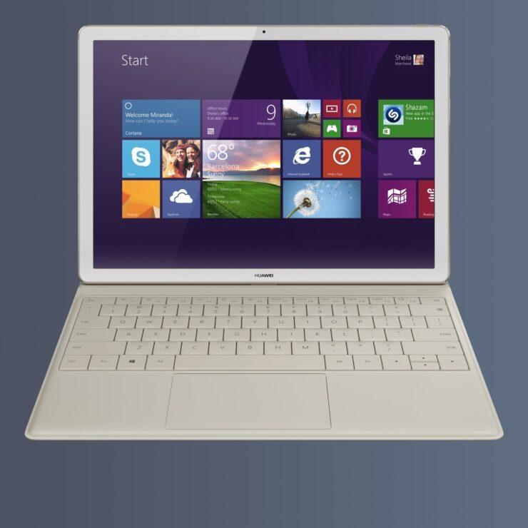 Huawei MateBook free keyboard accessory