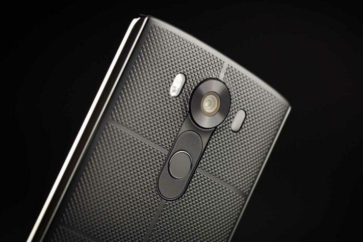 LG V20 actual image leak