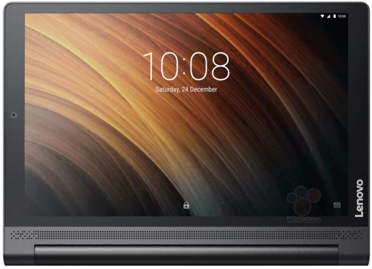 Lenovo Yoga Tab 3 Plus 10 Leaks Out