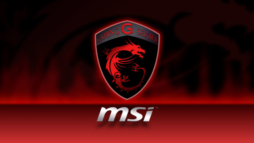 MSI VR ready laptops at Gamescom