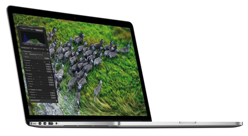MacBook Pro OLED function reference