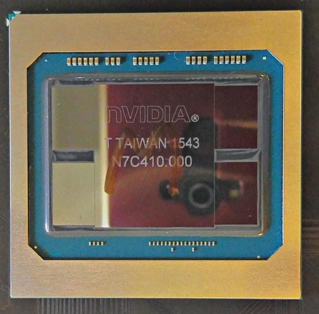 NVIDIA GP100