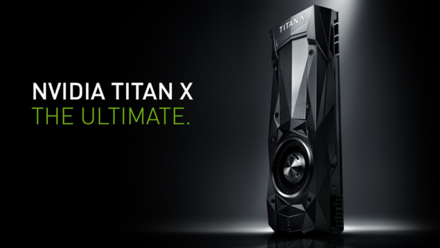 NVIDIA Titan X Launch