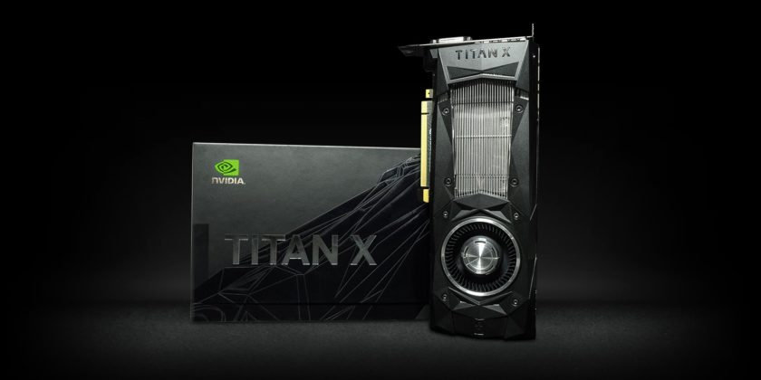 NVIDIA Titan X Official Package