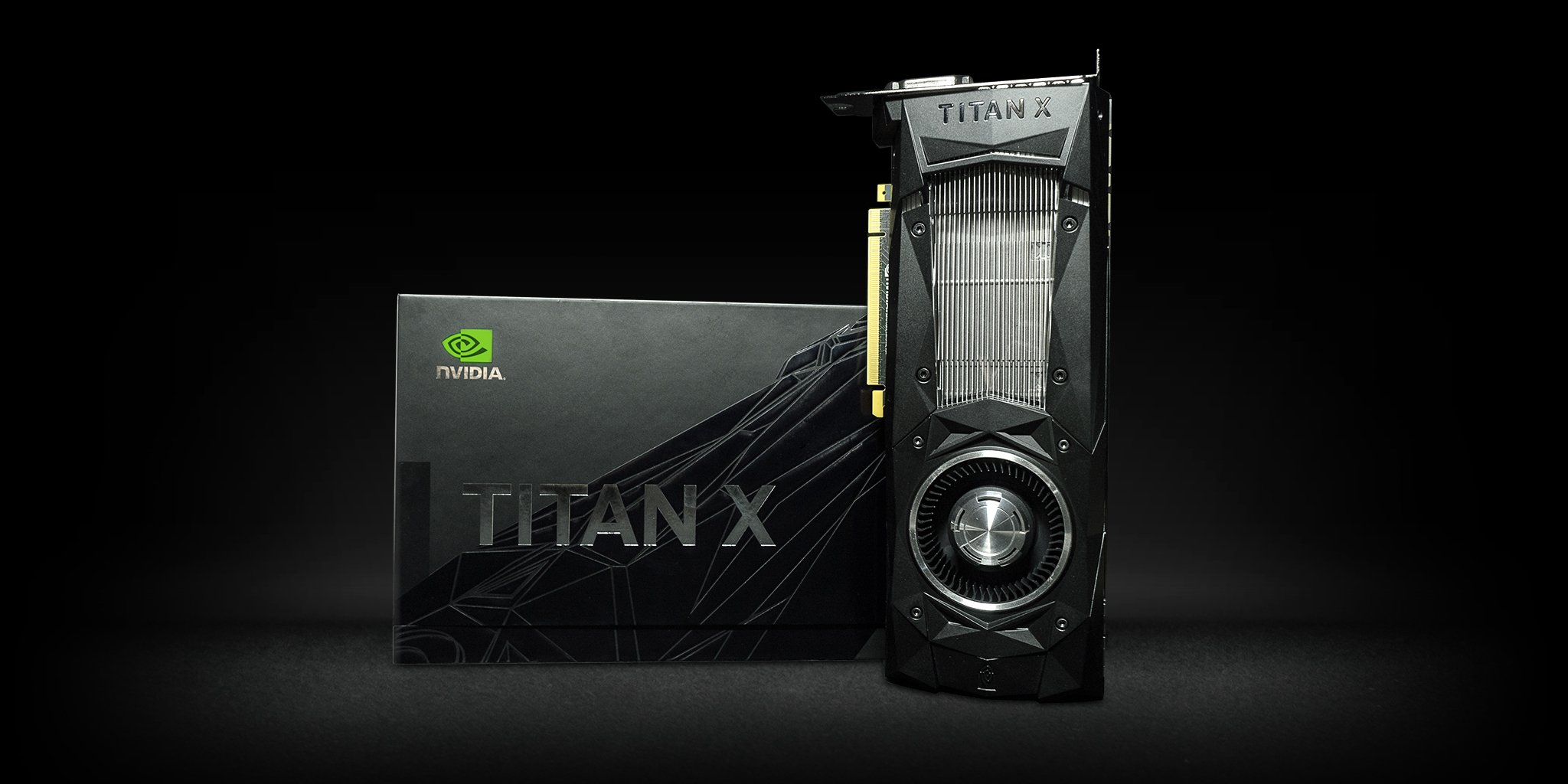 NVIDIA Titan X Official Package - NVIDIA Titan X get the cheapest price