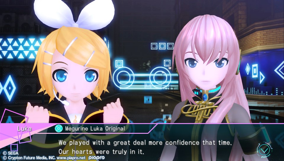 Project Diva X Performance