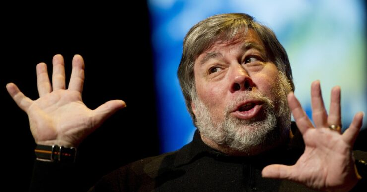 Steve Wozniak iPhone 7 backlash without headphone jack