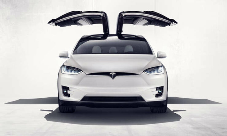 Tesla 2-year lease option Model X Model S