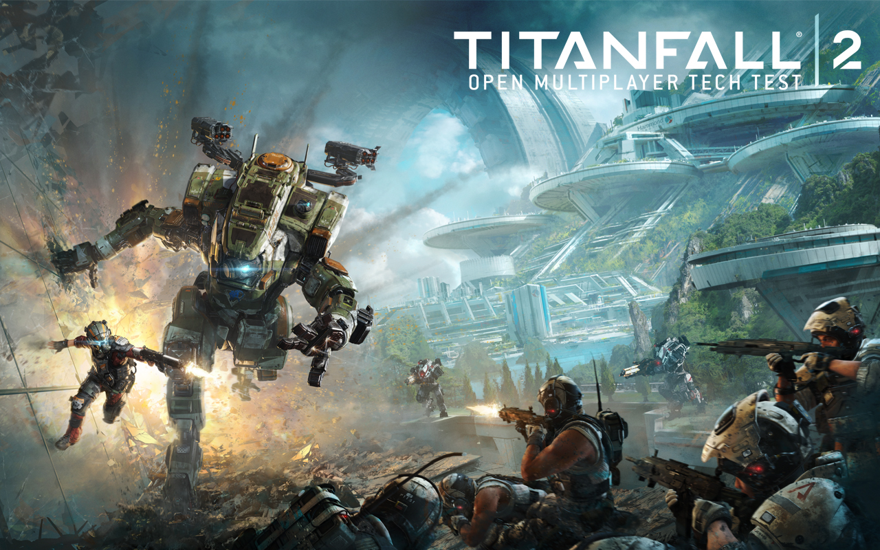 Fall Campaign Kick Off >> Respawn Announces Titanfall 2 Open Multiplayer Technical Test Dates With Content Details and ...