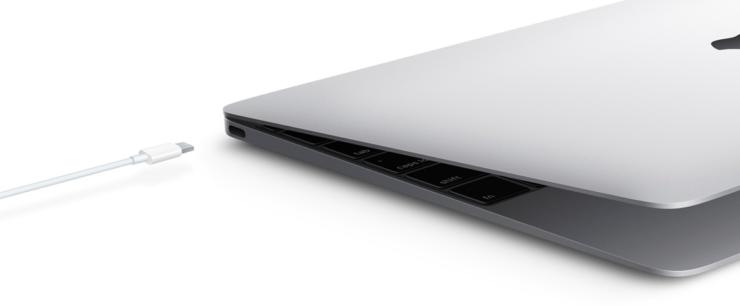 USB 3.1 Gen 2 coming to future MacBook lineup