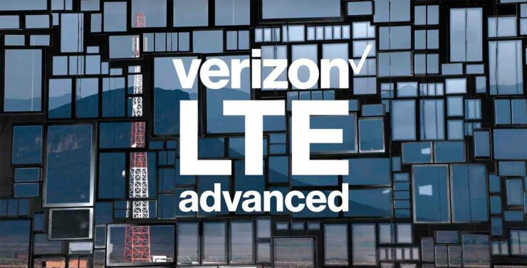 Verizon LTE Advanced Network announced