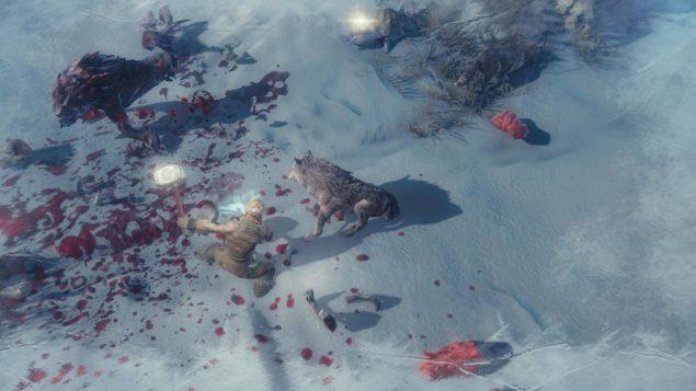 Wolves of Midgard Gcom 02 - Wolf