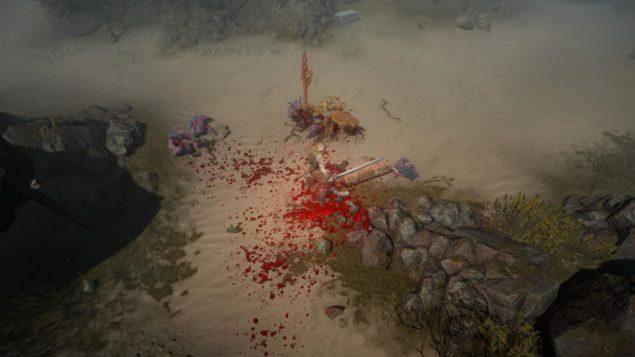 Wolves of Midgard Gcom 04 - Blood