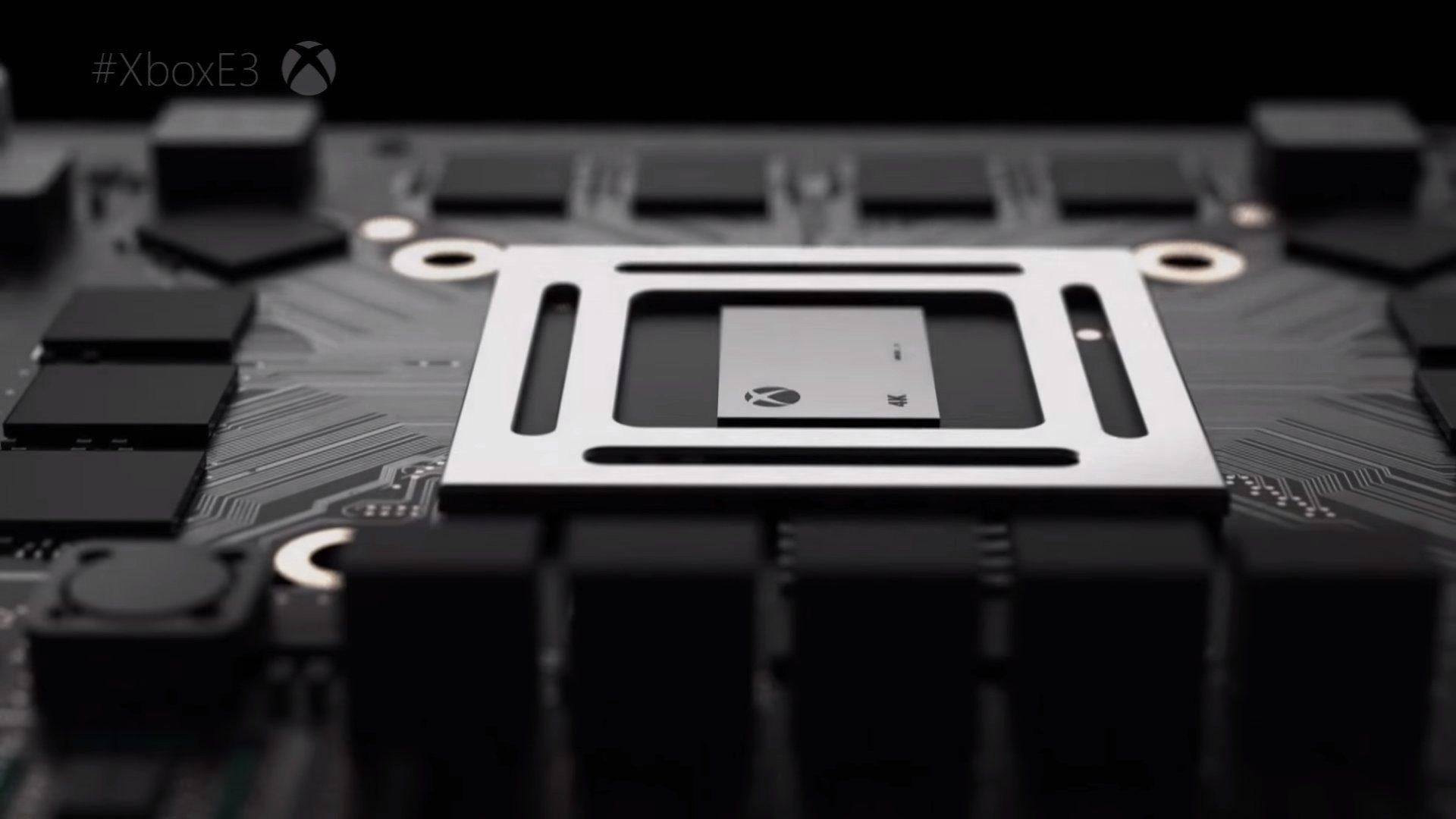 Xbox Scorpio Specs Gpu