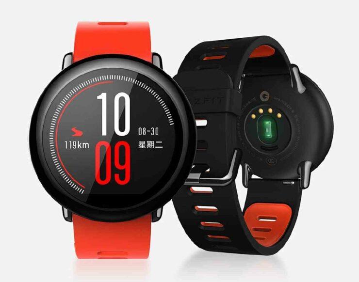 Xiaomi Amazfit $120 price smartwatch