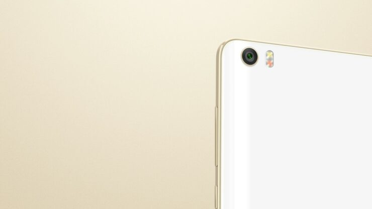 Xiaomi Mi Note 2 dual curved edge screen
