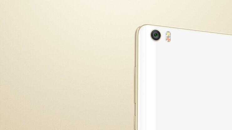 Xiaomi Mi Note 2 dual curved edge screen