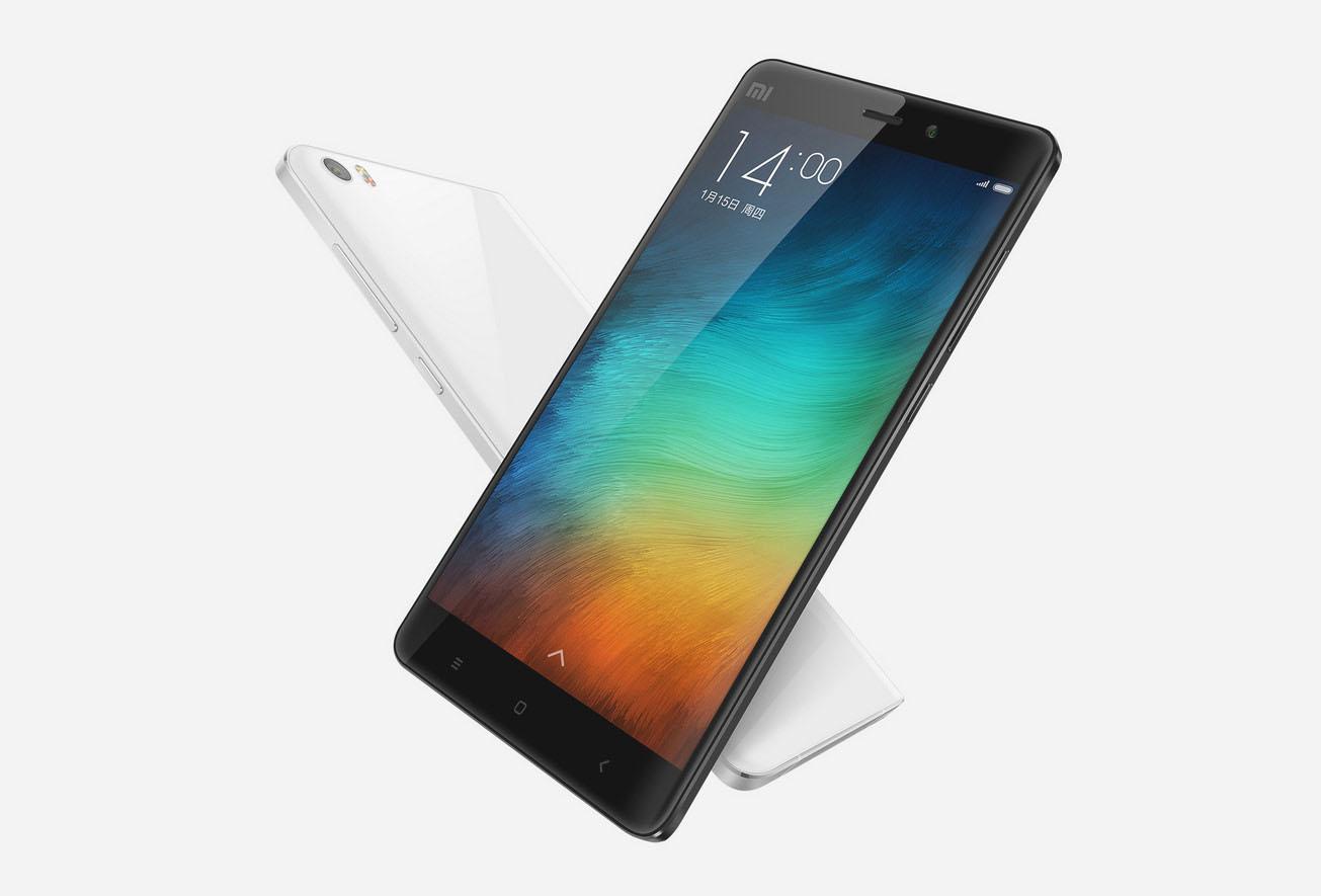 Xiaomi Mi Note 2 certification