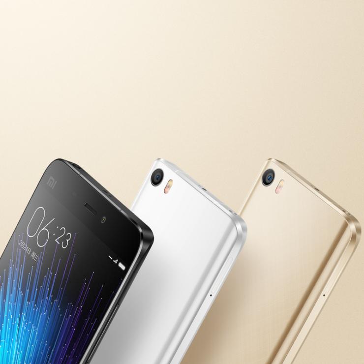 Xiaomi Mi5 price reduced
