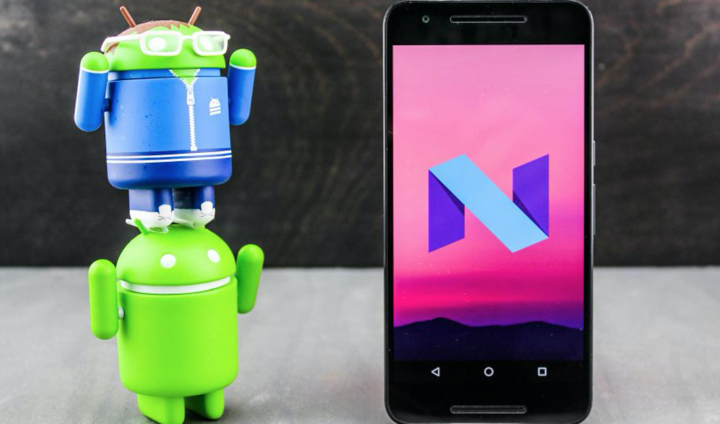 Android 7 for nexus 5x