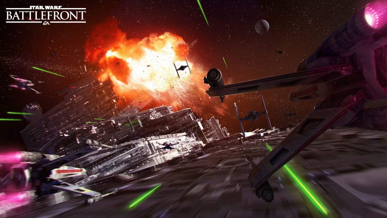 Battlefront Death Star DLC Patch Notes PC Xbox ONe PS4
