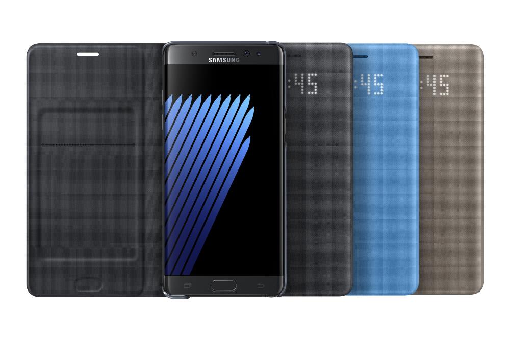 Galaxy Note 7 6GB RAM 128GB storage