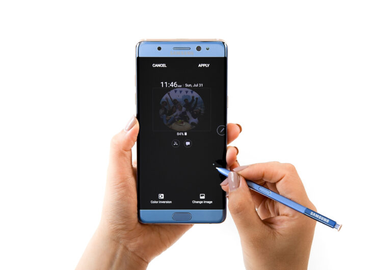 Galaxy Note 7 S-Pen issue resolved forever