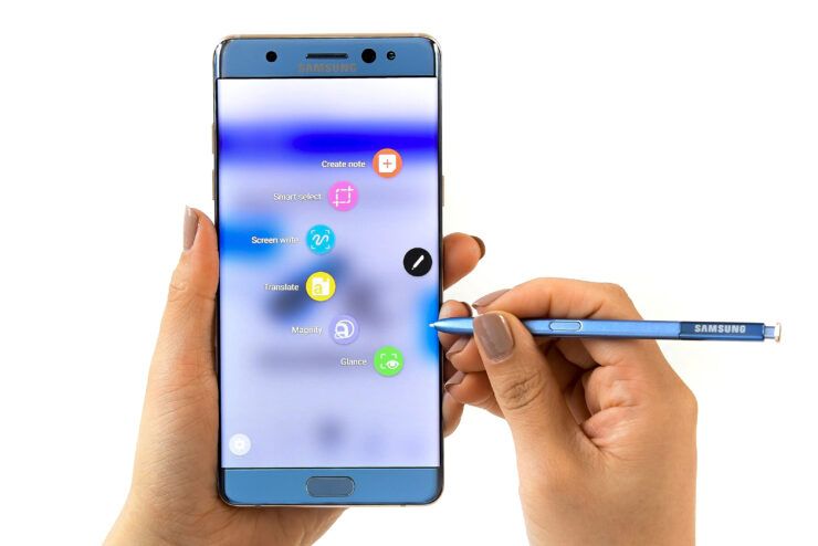 Galaxy Note 7 N930FXXU1APGI Android 6.0.1