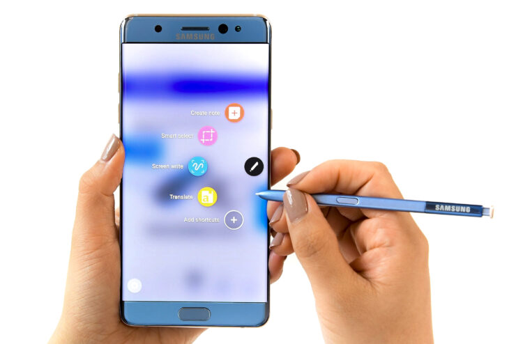 Galaxy Note 7 6GB RAM pricing details