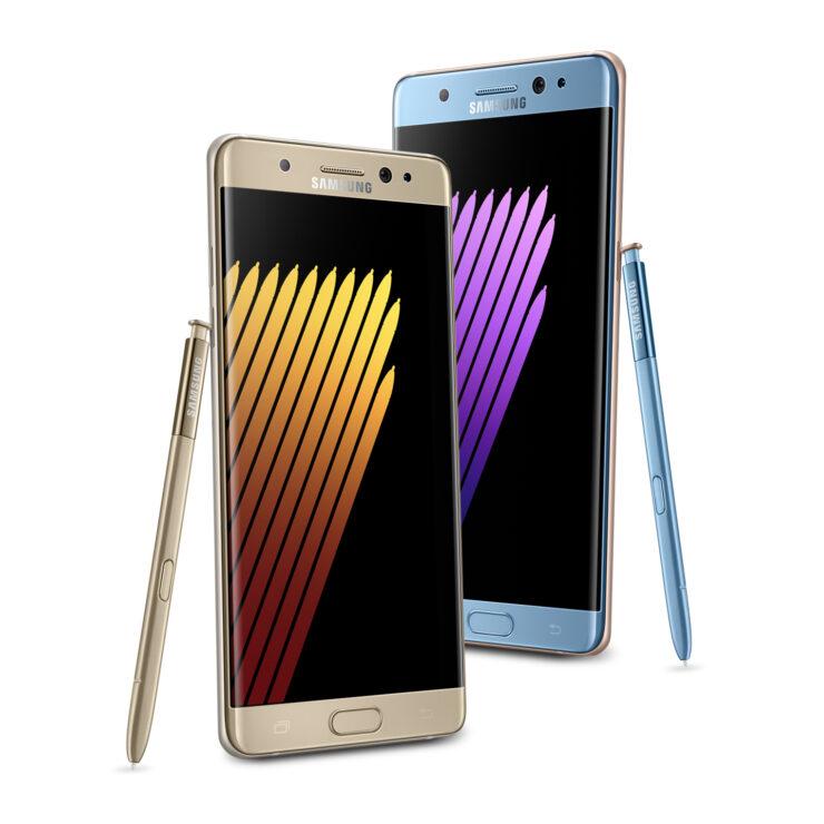 Samsung unaware popularity of Galaxy Note 7 demand