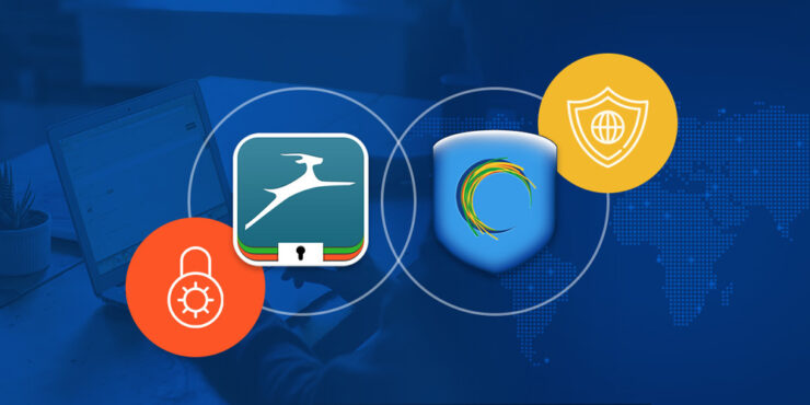 Dashlane and Hotspot Shield VPN