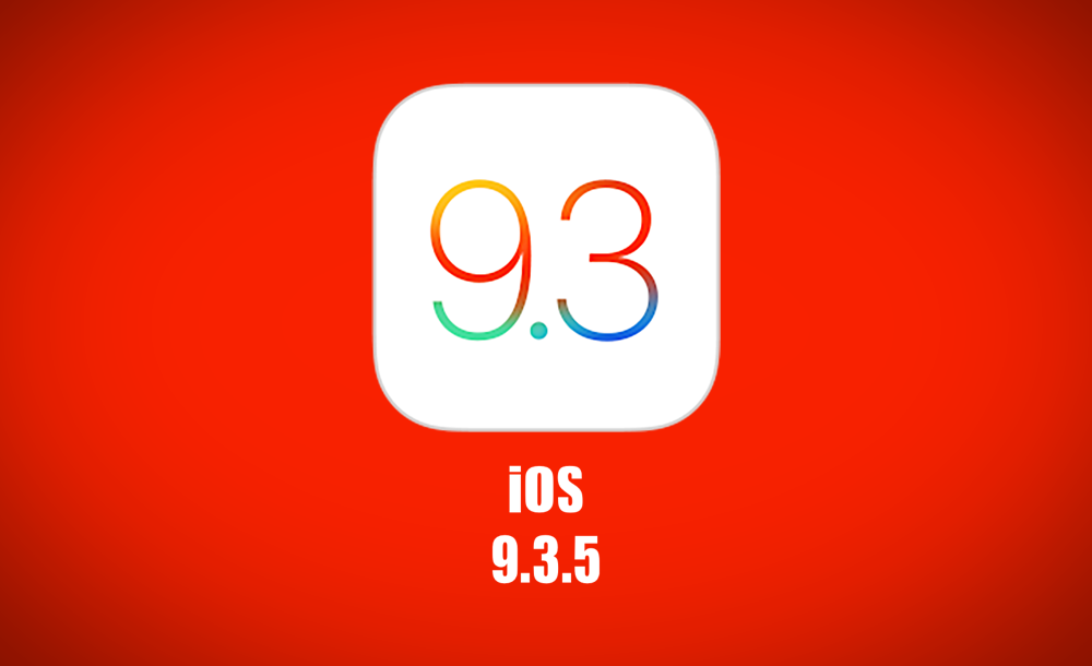 iOS 9 3 5 Download For iPhone, iPad, iPod touch Users
