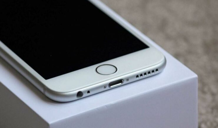 iPhone 7 fast charging function