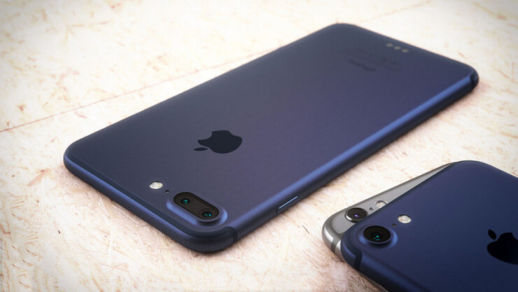 iPhone 7 prototype images