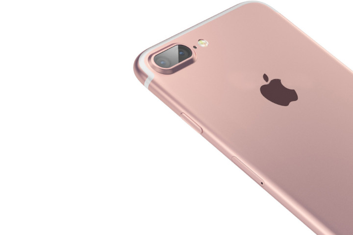 iPhone 7 Plus 5 colored models