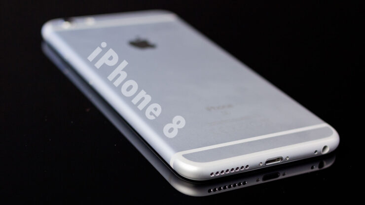 iPhone 8 no physical home button for 2017