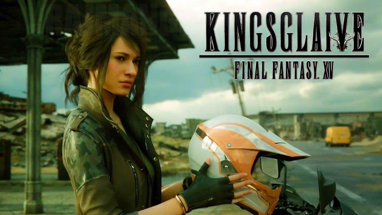 kingsglaive  final fantasy xv review
