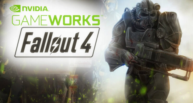 NVIDIA Fallout 4 Mod Gameworks