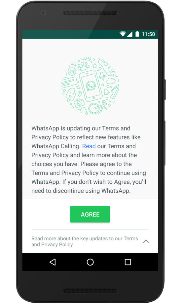 How to opt out of WhatsApp - stop whatsapp from sharing data with facebook