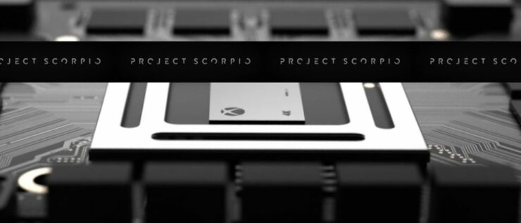 Project Scorpio Xbox 4k native