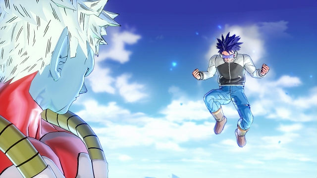 Dragon Ball Xenoverse 2 New Screenshots Showcase Characters