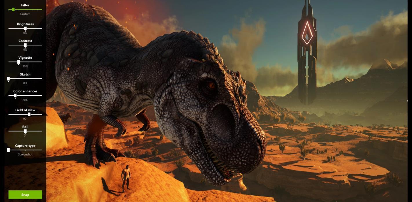 Ark Survival Evolved Will Now Provide Support For Nvidia Ansel