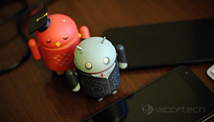 Android Nougat crash rate