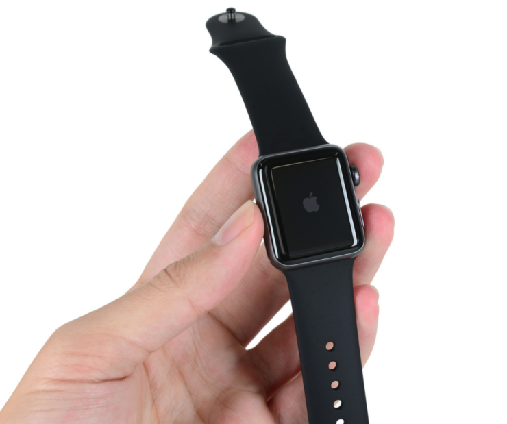 Apple Watch Series 2 iFixit teardown