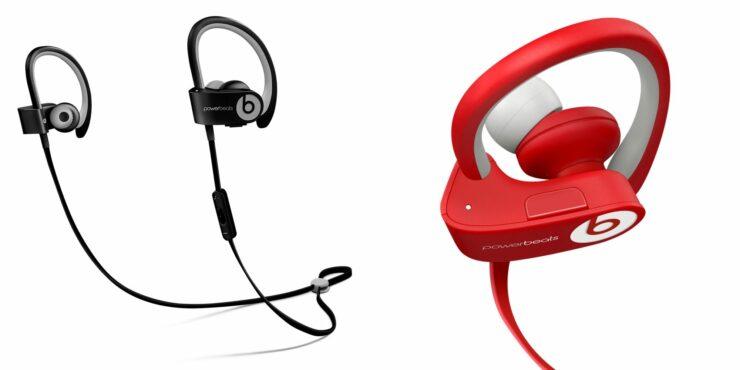 Apple Beats headphone alongside iPhone 7