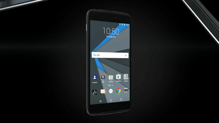 BlackBerry DTEK60 specs flagship Android
