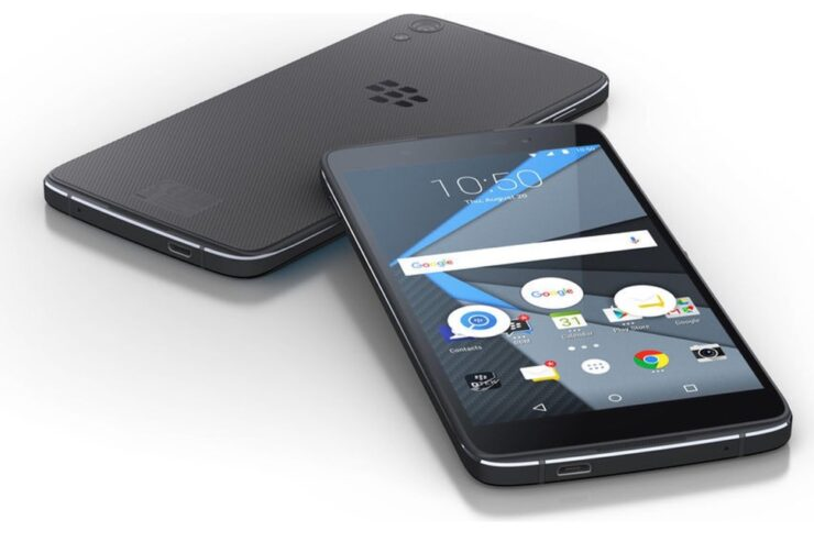 BlackBerry DTEK60 Promo Teaser Shows This Could Be the Best BlackBerry Yet