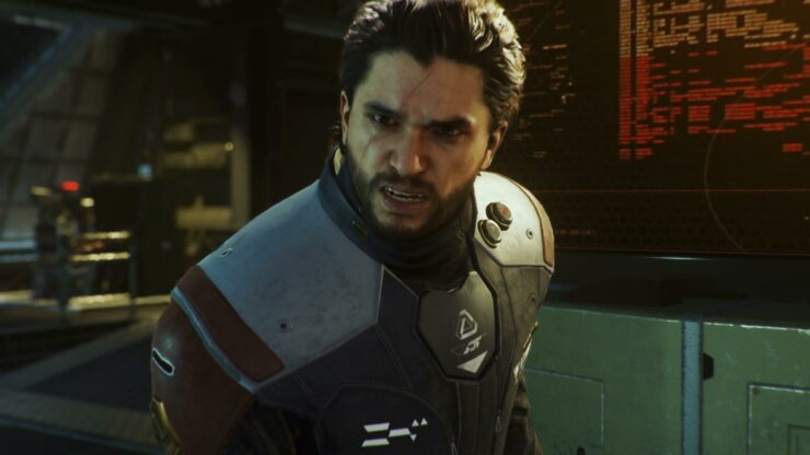 COD Infinite Warfare Kit Harrington
